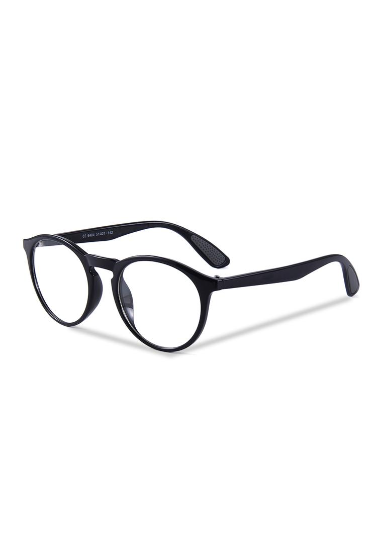 Sensolatino Optical Tr90 Frame Series Giorgia Unisex Black - Sensolatino Eyewear