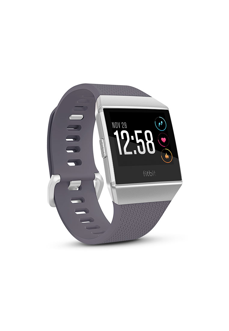 Fitbit Ionic Blue Gray/White - Women