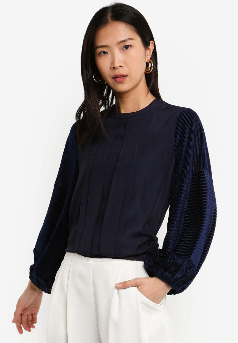 d75d8acc492 https   www.zalora.com.my ichi-snilla-blouse-white-1558691.html ...