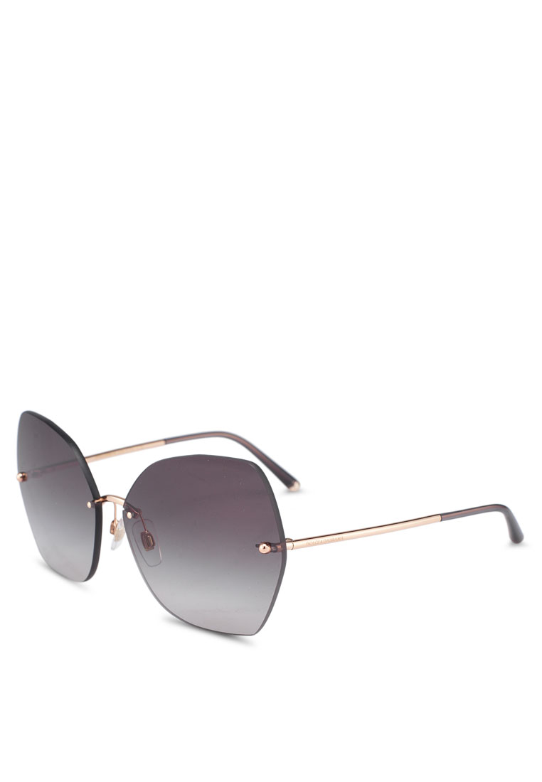 Dolce & Gabbana DG2204 Sunglasses - Black