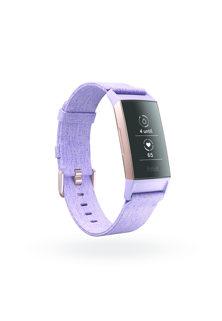 Fitbit Charge 3 Special Edition - Lavender - Women