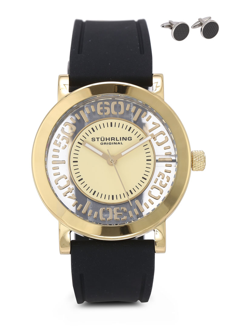Winchester 830 Watch - Gold - Stuhrling Original - Women