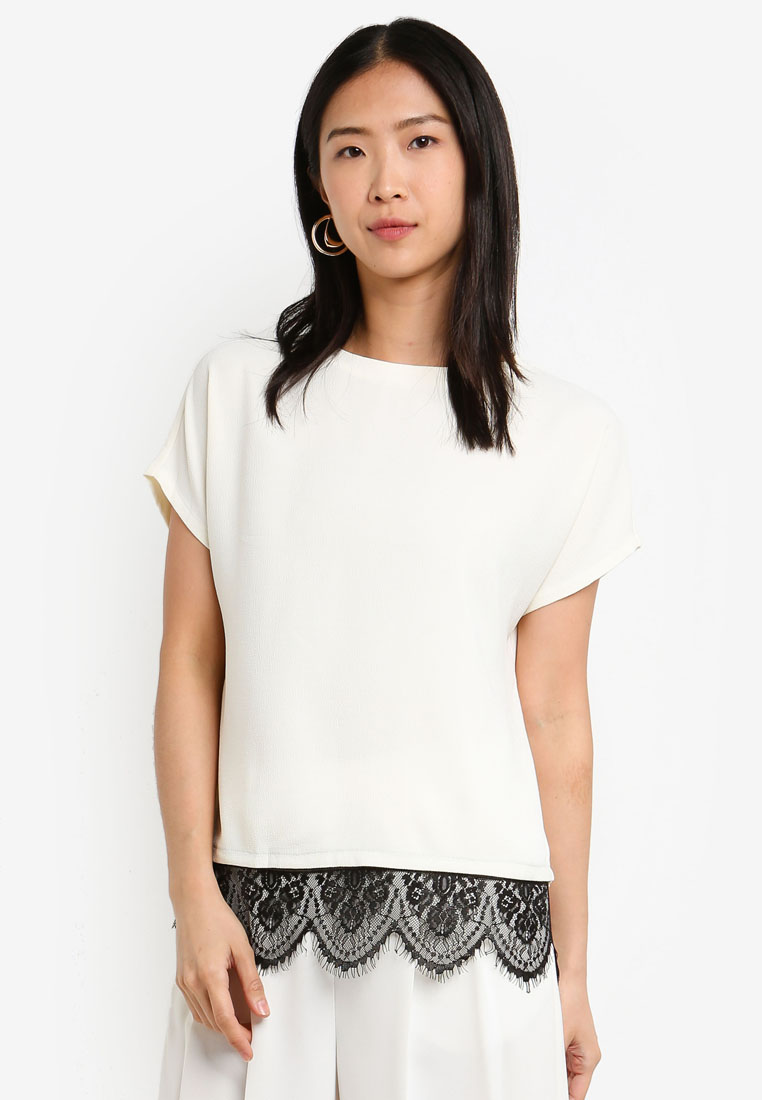 fb0c3340746d62 https   www.zalora.com.my ichi-snilla-blouse-white-1558691.html ...