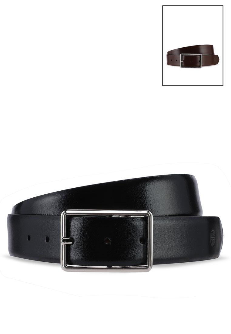 Classic Reversible Belt - Black/Brown - Carlton London