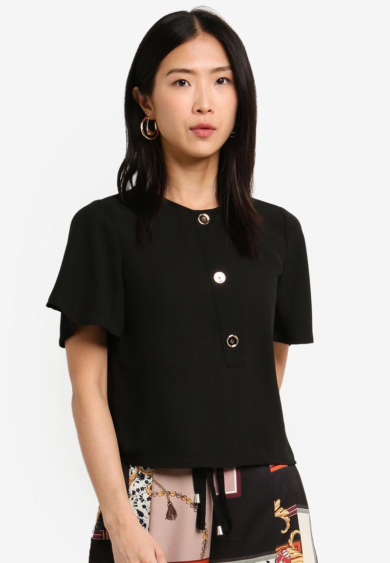 4fe645db9e https   www.zalora.com.my ichi-snilla-blouse-white-1558691.html ...