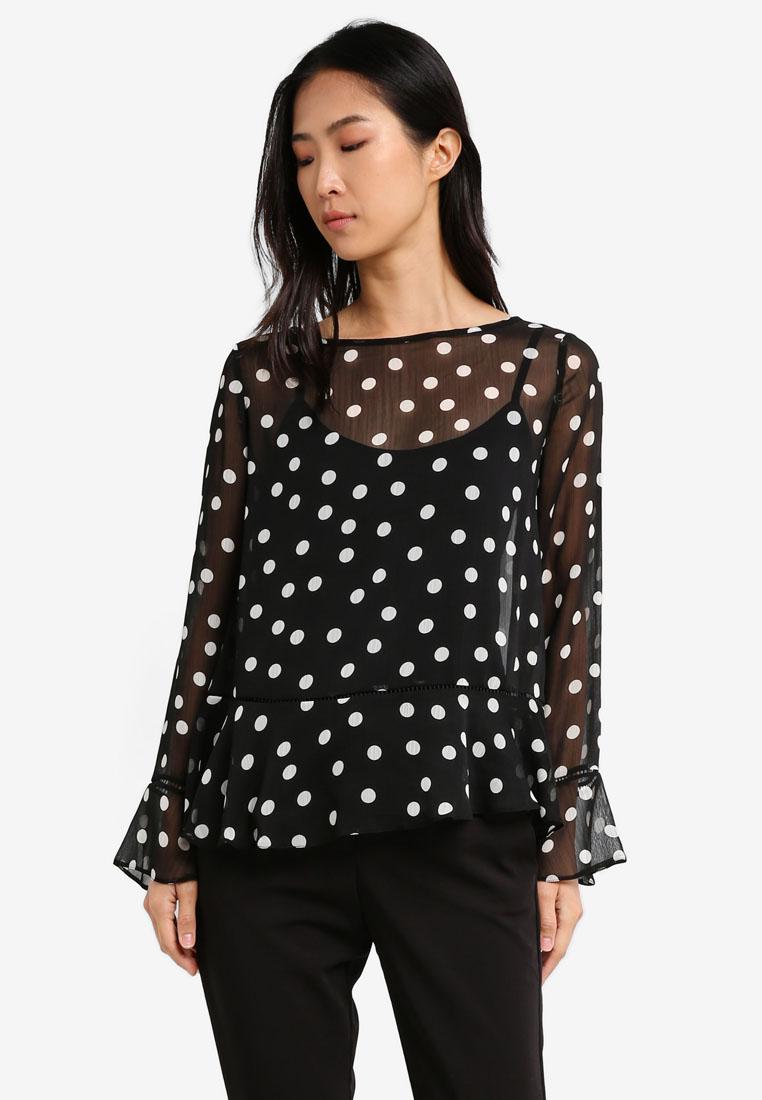 Shoppr Fashion Beauty Search Shopping For Women Blouse Baju Wanita Rianty Basic Jane Grey