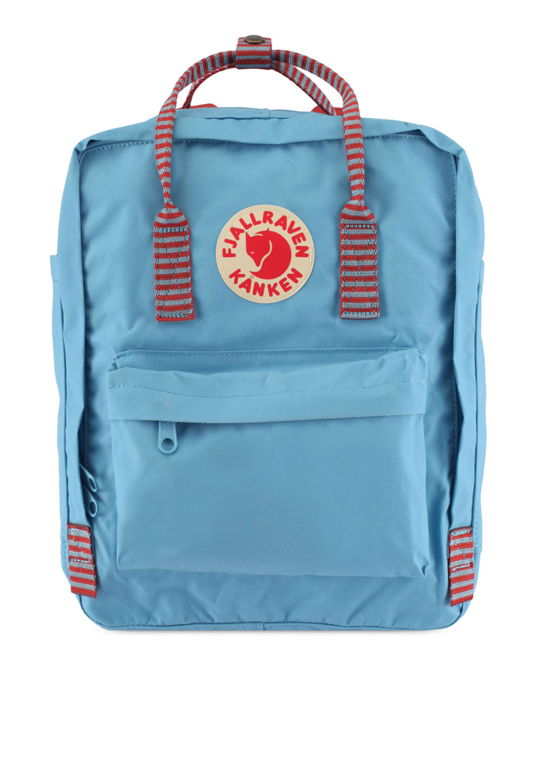 Womens Fjallraven Kanken Bags On Sale Shoppr Classic Backpack Royal Blue Pinstripe Pattern
